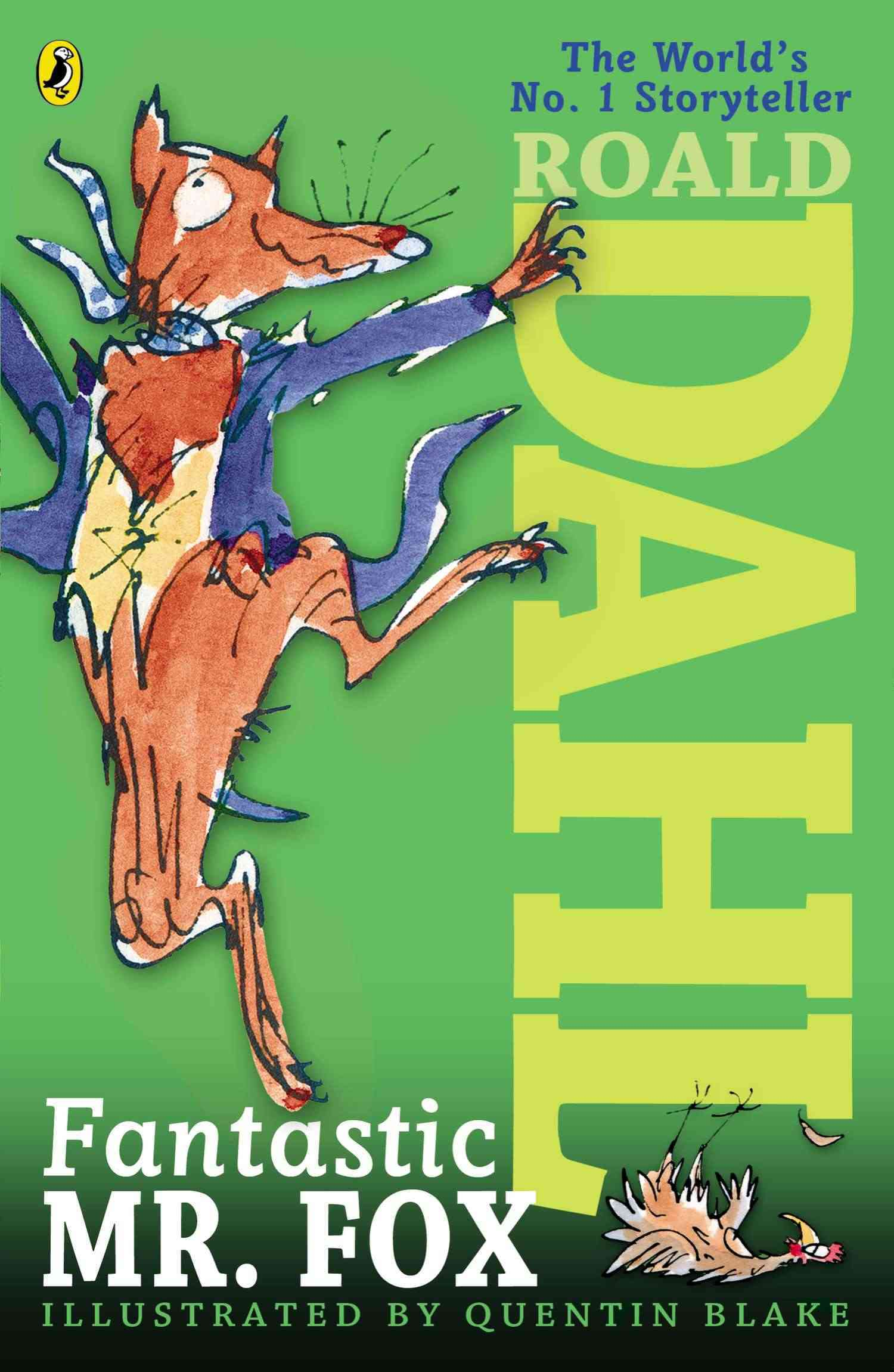 Fantastic Mr. Fox By Dahl, Roald/ Blake, Quentin (ILT)