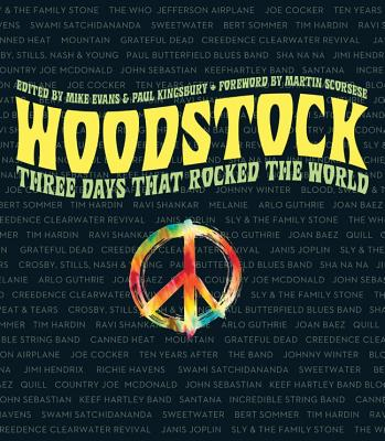 Woodstock By Evans, Mike (EDT)/ Kingsbury, Paul (EDT)/ Scorsese, Martin (FRW)